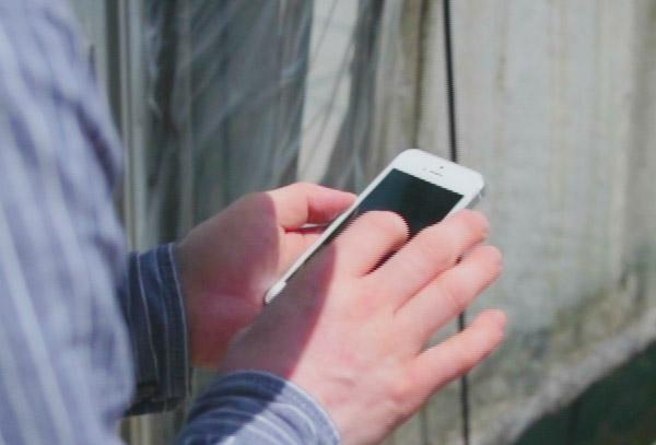 スマートフォンでの操作